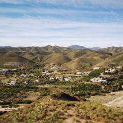 Beautiful views overlooking El Badil