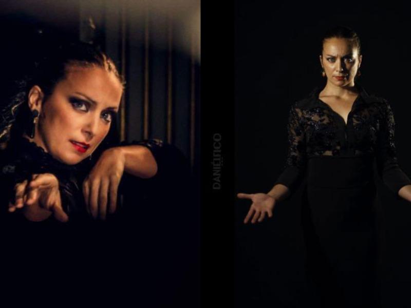 Mayte Beltrán is a stunning dancer