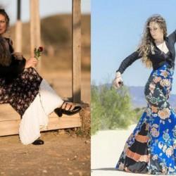 Mayte Beltrán is a brilliant flamenco dancer