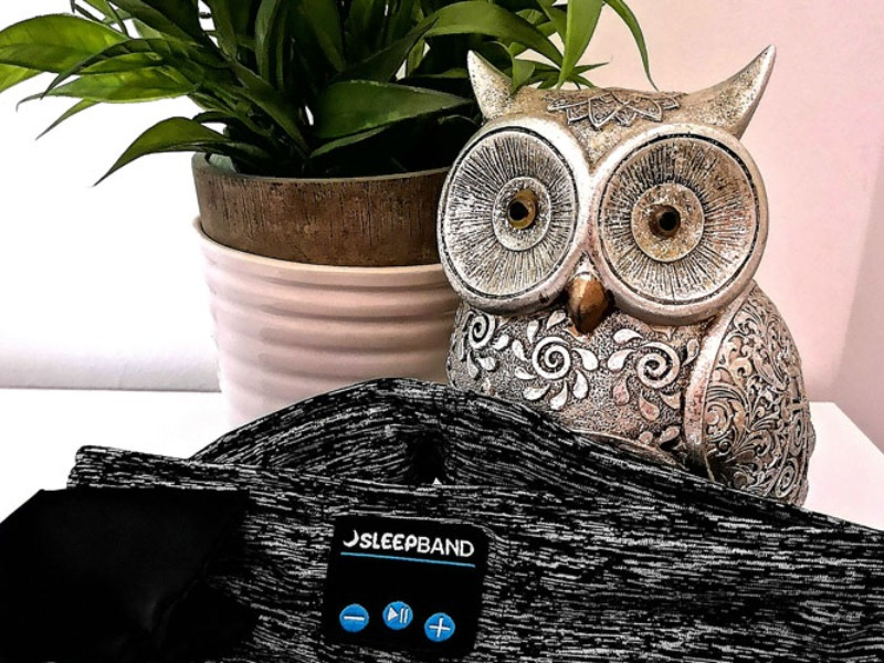 Sleep better when the owls are out partying!