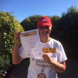 16 Mile Charity Walk 2015